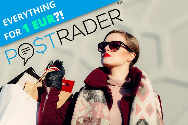 Shop with shares  Invite your friends, because you will earn discounts after succesful invites. In this way you can take home anything for EUR 1. How it works? https://postrader.fr