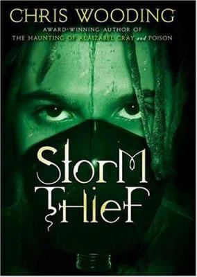 50 best dystopian fiction booklist images on pinterest ya books the storm thief by chris wooding fandeluxe Gallery