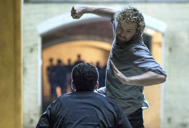 Netflix's Iron Fist series is set topack a real punch this spring.
