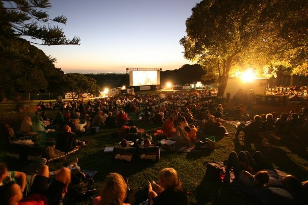 From December you can watch stars of the screen under stars in the sky at Moonlight Cinema in New Farm Park. #moonlightcinema #brisbane