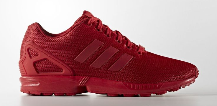 ZX Flux Shoes | Power Red/Collegiate Burgundy | 94,95 €