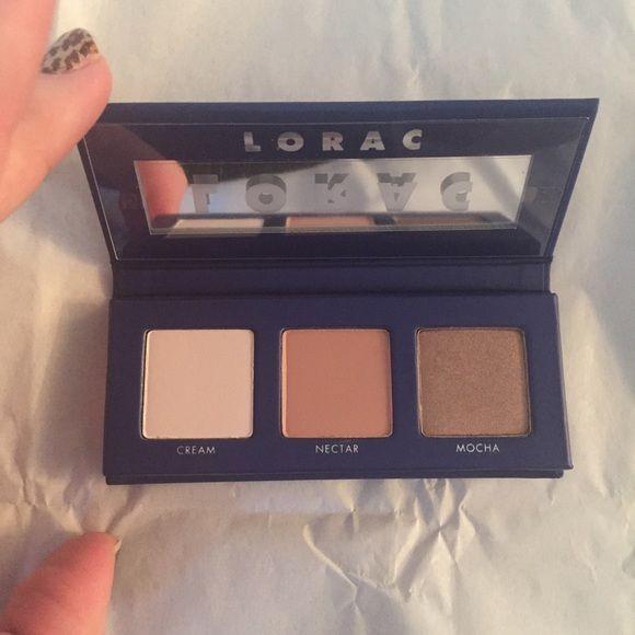LORAC eyeshadow palette Brand new! Sold as a set or individually. LORAC Makeup Eyeshadow