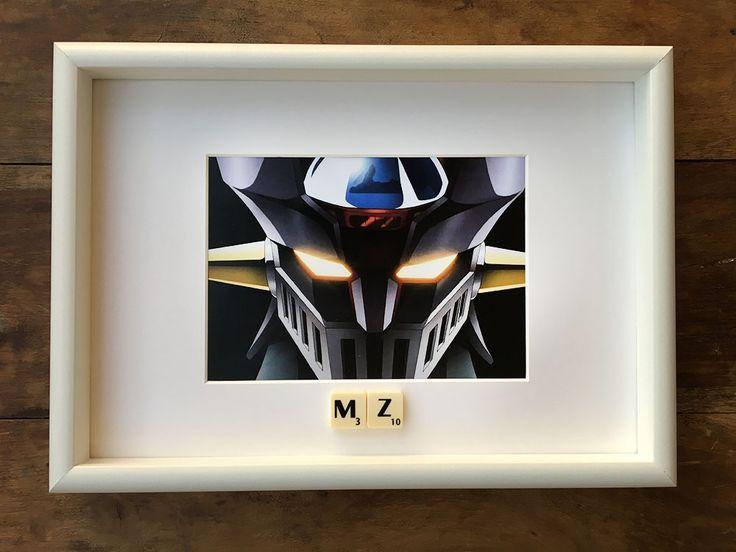 Box Mazinger 21x30