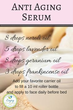Use one or more of these anti aging essential oil blends to keep your skin smooth, youthful, glowing and without wrinkles ;)