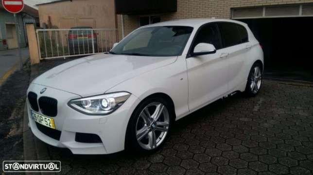 BMW 125 DA Pack M preços usados