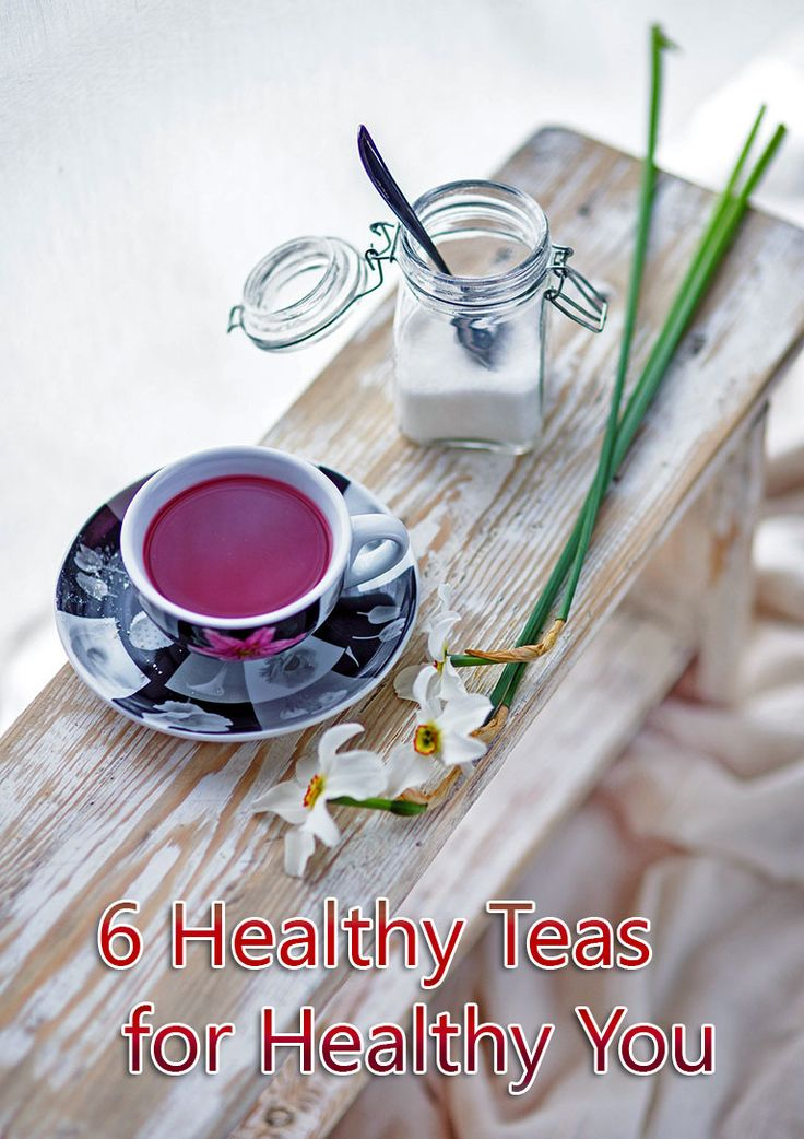 Each of the tea in this list has its own special function and benefit. So here we present you the 6 teas for weight loss, I hope you enjoy them: