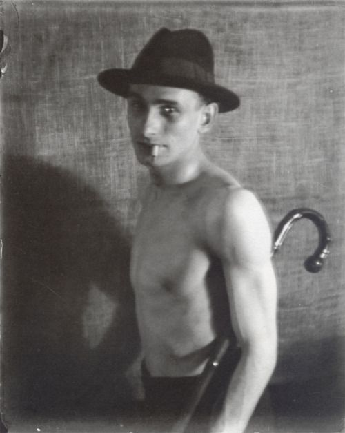 Philippe Soupault (photo by Man Ray)