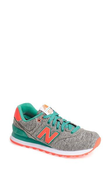 New Balance '574 - Static' Sneaker (Women) available at #Nordstrom - grey size 8