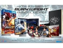 The King of Fighters XIV Premium Edition PS4