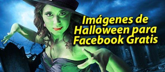 Imágenes de Halloween para Facebook Gratis