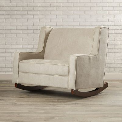 Found it at Wayfair - Double Rocking Chair