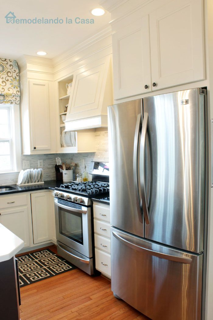 LG appliances review and complain. Benjamin Moore Navajo White on cabinets