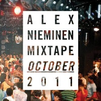 Alex Nieminen Mixtape October 2011 by alexnieminen on SoundCloud
