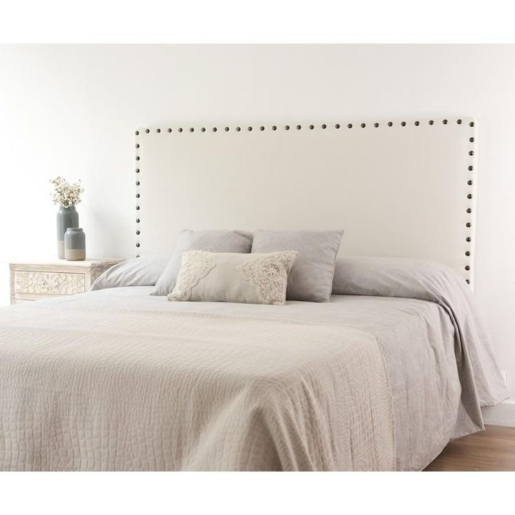 Cabeceros de cama para nuestro hogar | Decorar tu casa es facilisimo.com