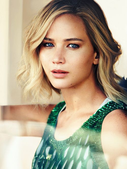 Jennifer Lawrence August 15