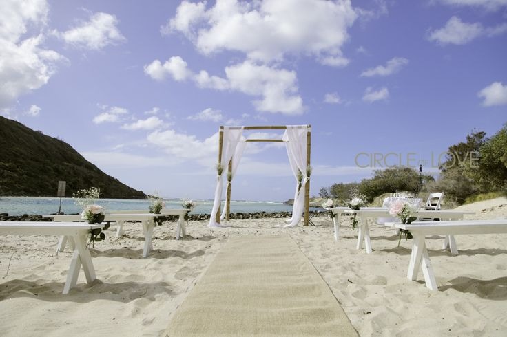 Tallebudgera Beach Wedding  www.circleofloveweddings.com.au
