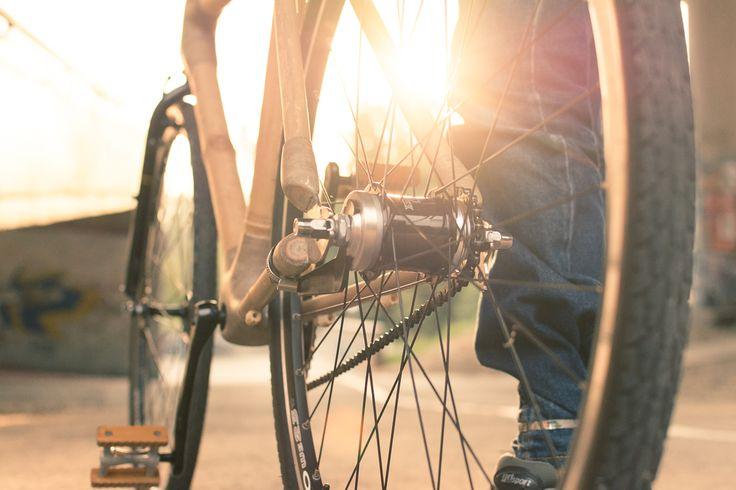 Bikestein bamboo bike