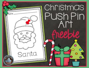 My followers make me so jolly! Here is a little Christmas FREEBIE from Miss Hellen's Hippos.