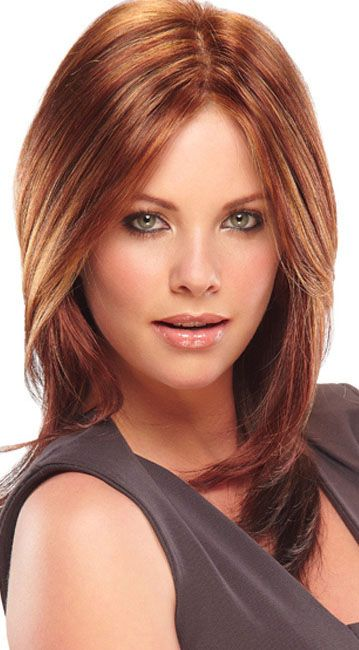 Hairstyles-for-Medium-Length-Hairs-with-Straight-Texture