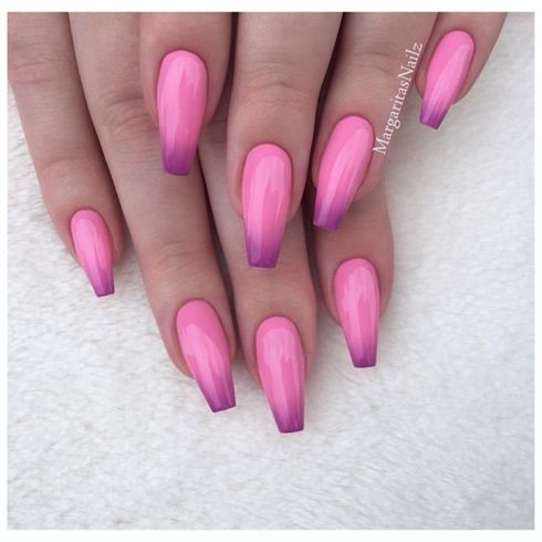 Best 10+ Pink ombre nails ideas on Pinterest | Blush nails ...