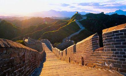 """Circuit Chine 5* avec vols à CHINE : ✈ Circuit 5* """"Beauté de Chine"""" en pension complète avec vols: #CHINE En promo à 999.00€ En promotion…"""