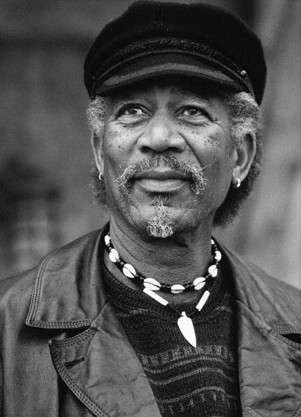 Morgan Freeman, es un actor y director estadounidense, ganador del premio Óscar en 2005.