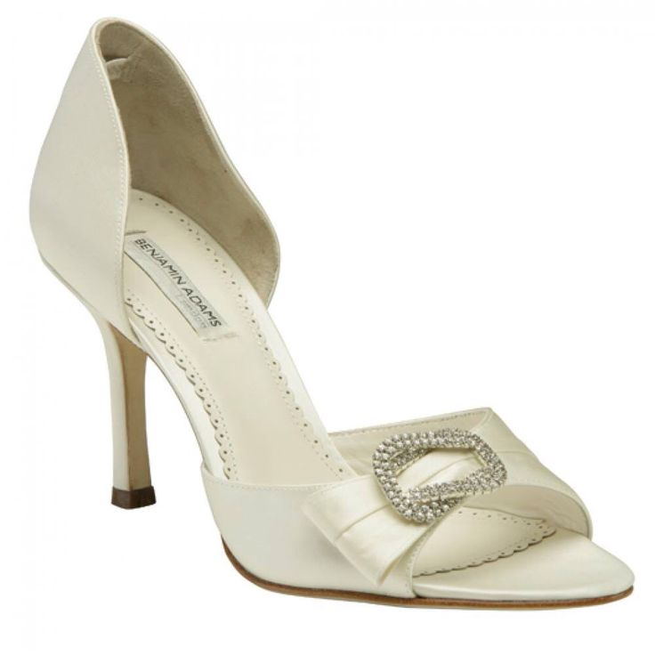 We have many beautiful shoes in the boutique including these stunning Benjamin Adams