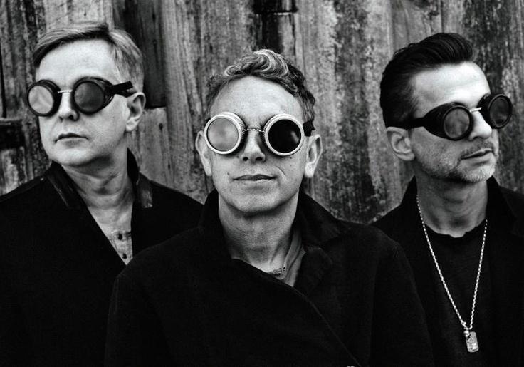 Depeche Mode 2013 by Anton Corbijn #steampunk #depeche_mode