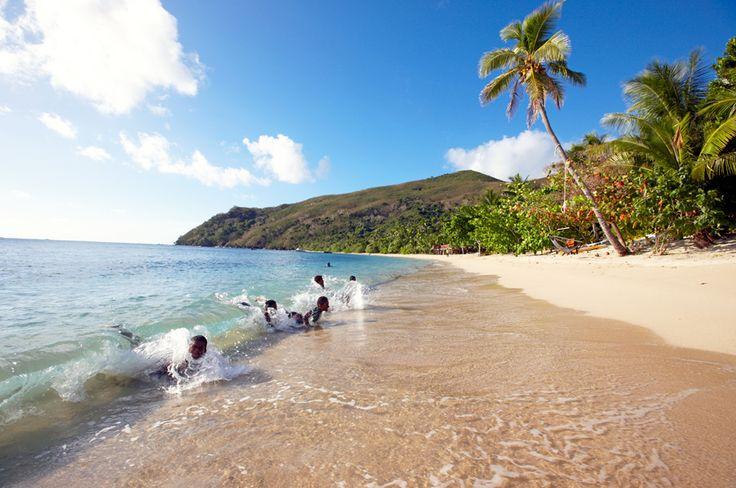 Swimmers Beach - Fiji