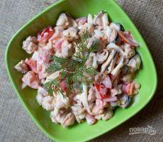 Блюда из морепродуктов для похудения - 83 золотых рецептов!