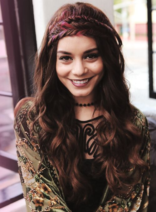 vanessa ann hudgens coloring pages - photo#24