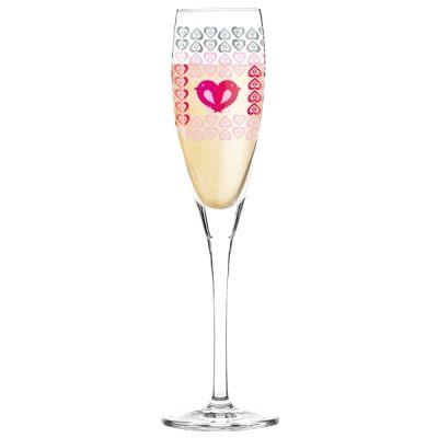 De proseccoglazen uit de Pearls-collectie van Ritzenhoff zijn verkrijgbaar met verschillende ontwerpen in vrolijke kleuren. De prachtige glazen maken een feestje, een gezellige borrel of romantische avond nog iets specialer.