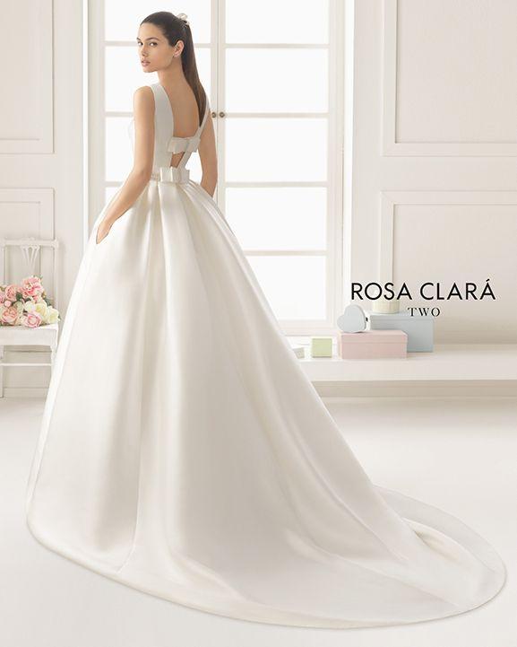 """Stil """"Riba"""" von Rosa Clará – (Für Termine besuchen 365 Miracle Mile – (305) 4 …   – Wedding invitations"""