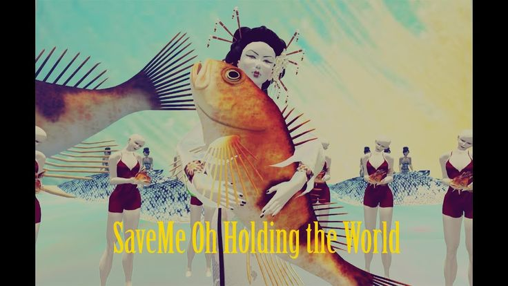 SaveMe Oh Holding the World - By Glasz DeCuir