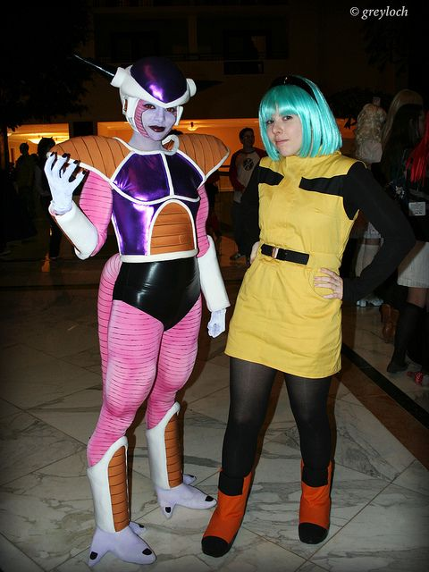 z costume women ball Dragon