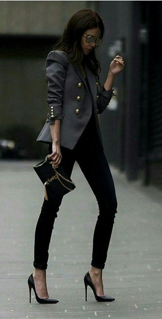 LOJA DO CHINÊS | Ideias fashion, Moda de trabalho, Estilo mulher