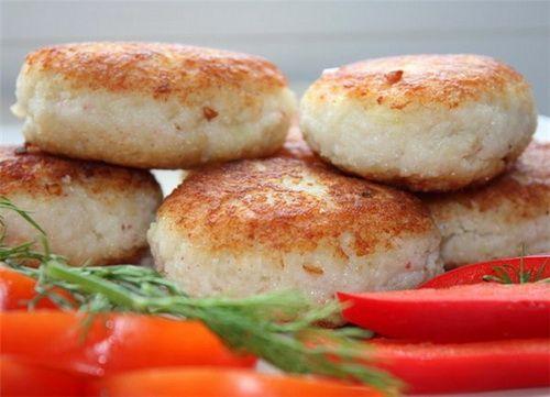 Рыбные котлеты - Рецепты рыбных котлет - Как правильно готовить