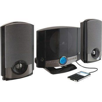 GPX - CD HOME MUSIC SYSTEM