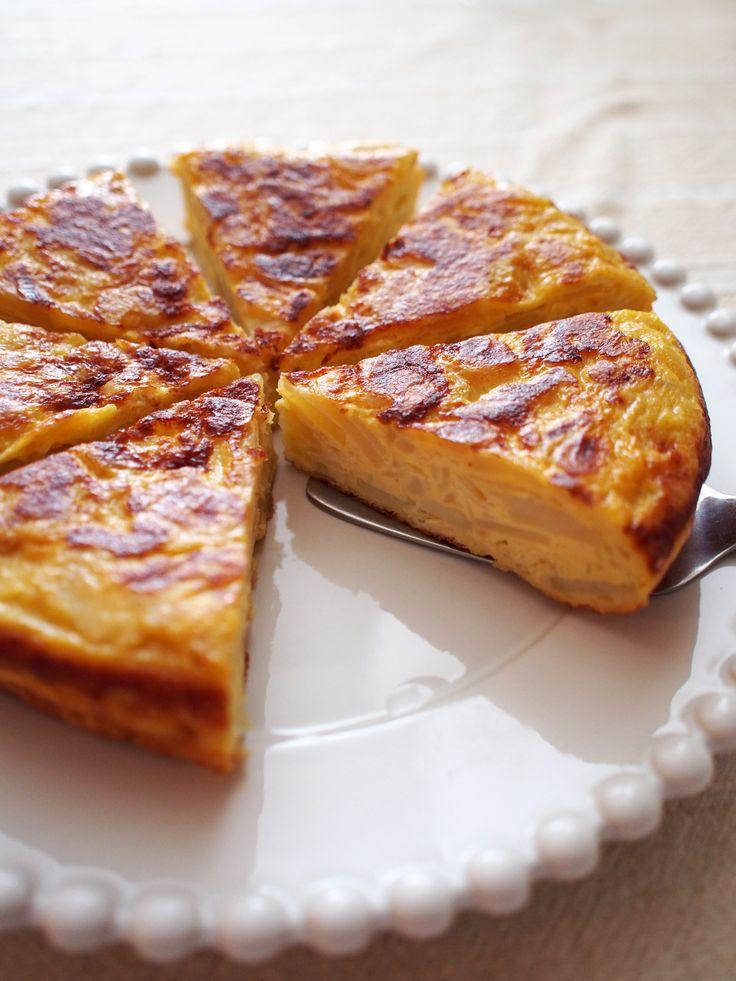トルティージャ(スペイン風厚焼きオムレツ) by 加瀬 まなみ | レシピサイト「Nadia | ナディア」プロの料理を無料で検索