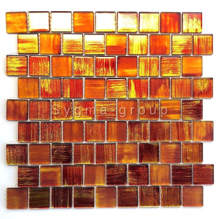 baldosas de vidrio baño de mosaico y cocina Drio ...
