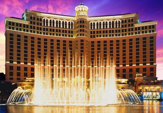 Bellagio Hotel Las Vegas (We Beat Expedia Prices)