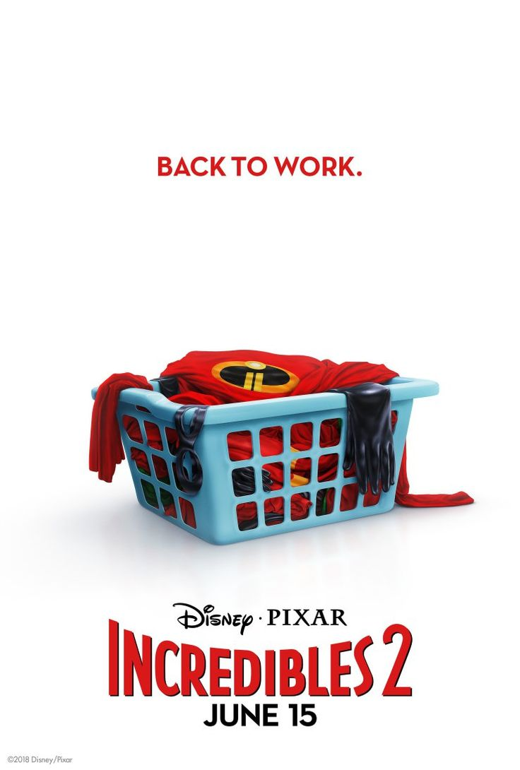 Here is your first look at the return of the 'Incredibles' in Brad Birds 'Incredibles 2.'  Directed and written once again by Brad Bird, ...