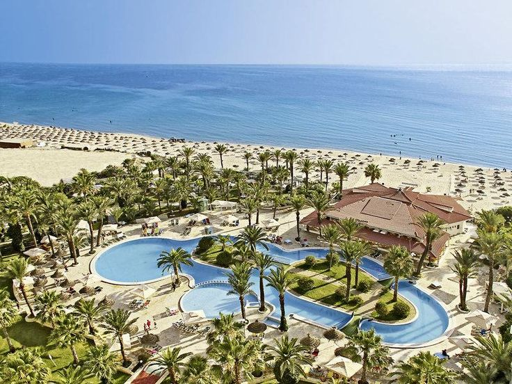 Hotel Riadh Palms in Sousse - Hotels in Tunesien