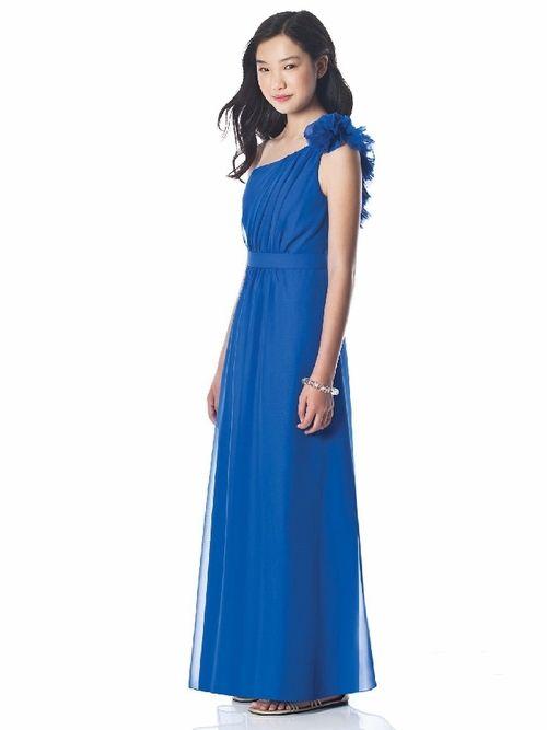 31 best Dessy Girls Junior Bridesmaid Dresses images on Pinterest ...