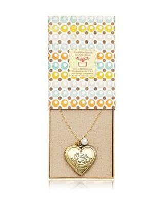 Bottleblond Jewels Gemini Locket Necklace