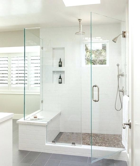 Bench In Shower Best Shower Seat Ideas On Showers Shower Bathroom
