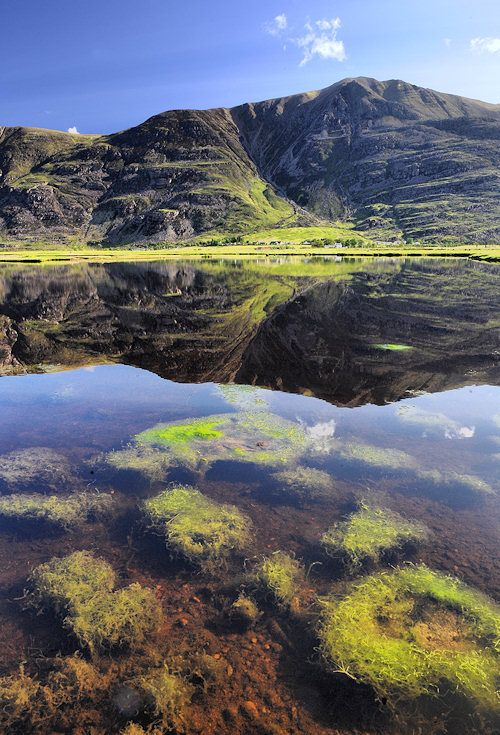 Liathach, Scotland - this country keeps growing on me, hopefully one day I can travel through its beautiful landscapes