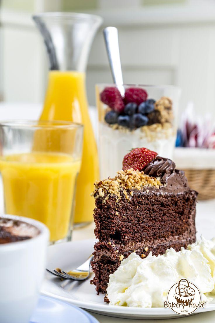Chocolate Truffe #cakes #bakeryhouseroma
