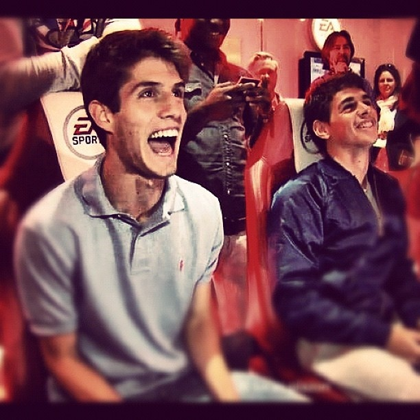 fifa 13 tournament oscar piazon | Lucas Piazon | Pinterest