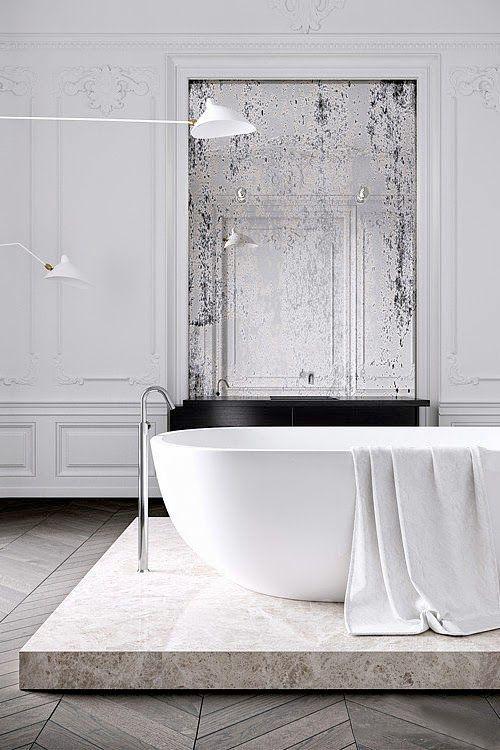 Badrumsinspiration – 19 lyxiga badrum värda att drömma om - Sköna hem